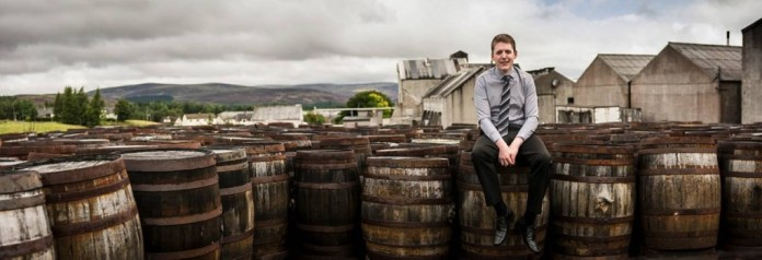 Scott Adamson, Tomatin Distillery