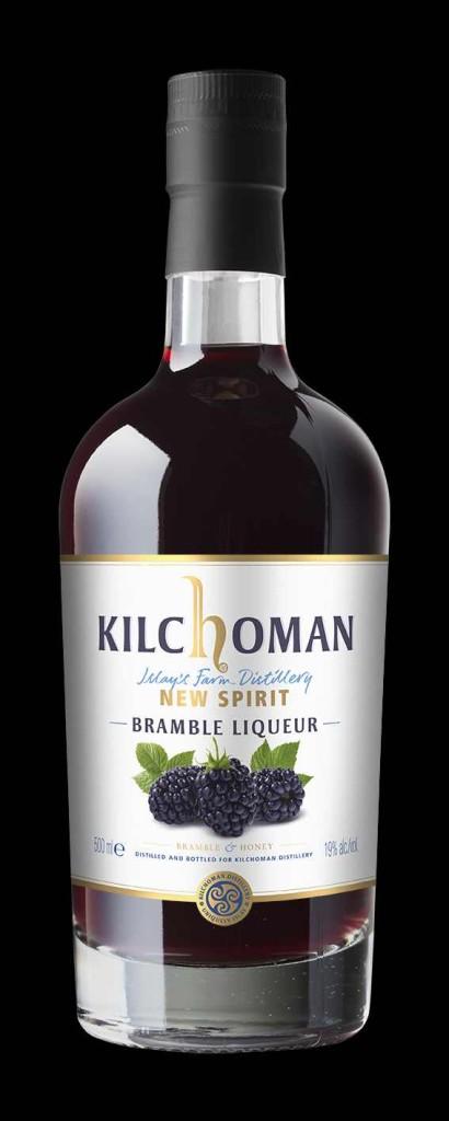 Kilchoman Bramble Liqueur PNG