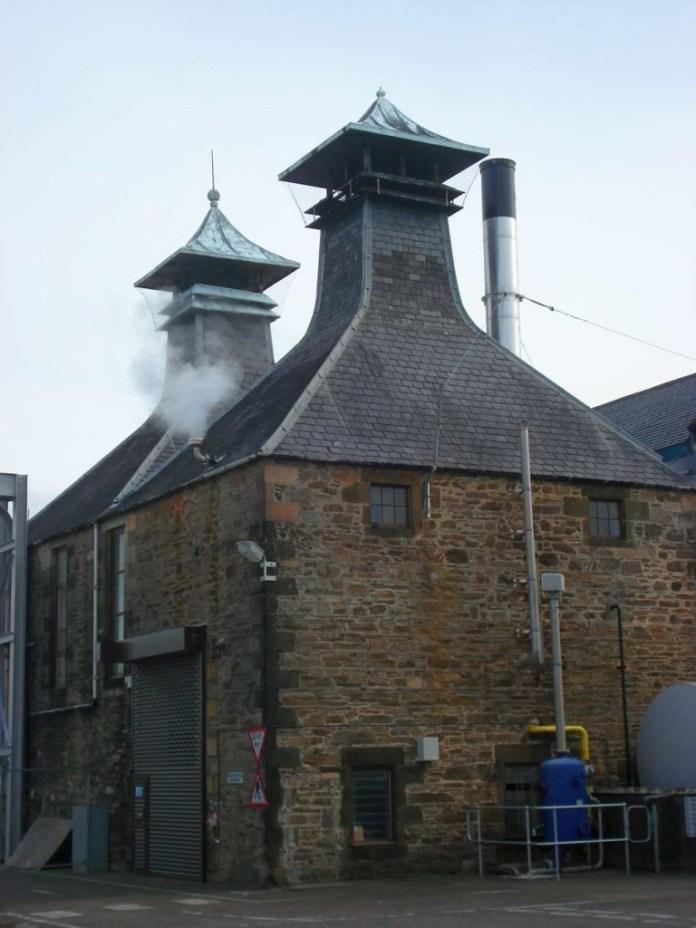 Inchgower-kiln