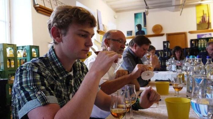 C2C Spirits Cup zu Gast im Kitzmann Bräu-Kontor in Erlangen