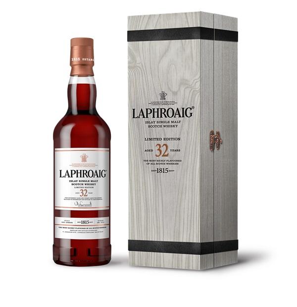 Laphroaig 32 Jahre _BOTTLE_BOX_