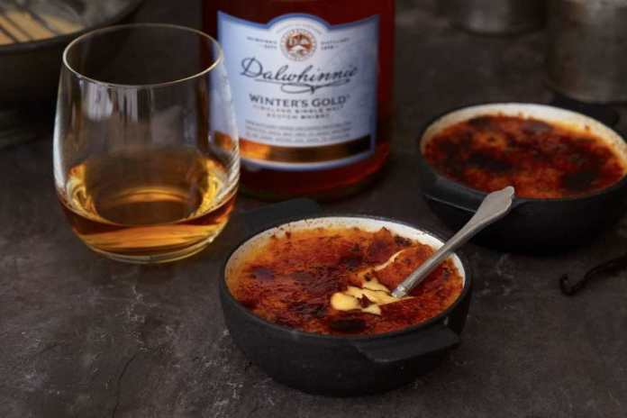 dalwhinnie winters gold rezept