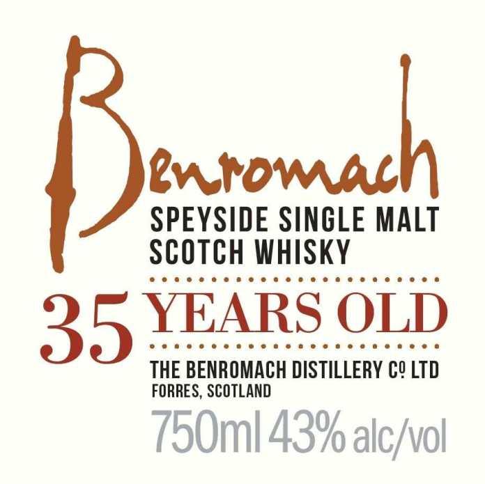 benromach 35