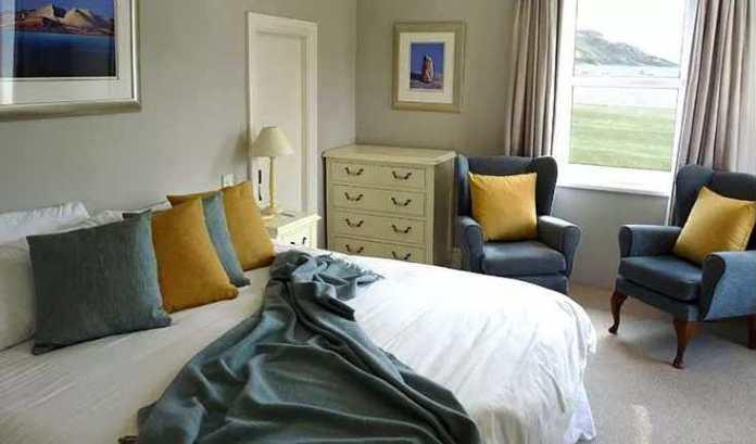 Zimmer im Glenisle Hotel