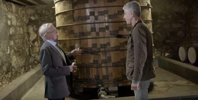 Tun 1509 im Warehouse der Destillerie Balvenie