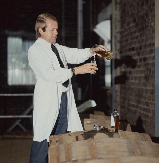The Balvenie_Malt Master David Stewart in 1979