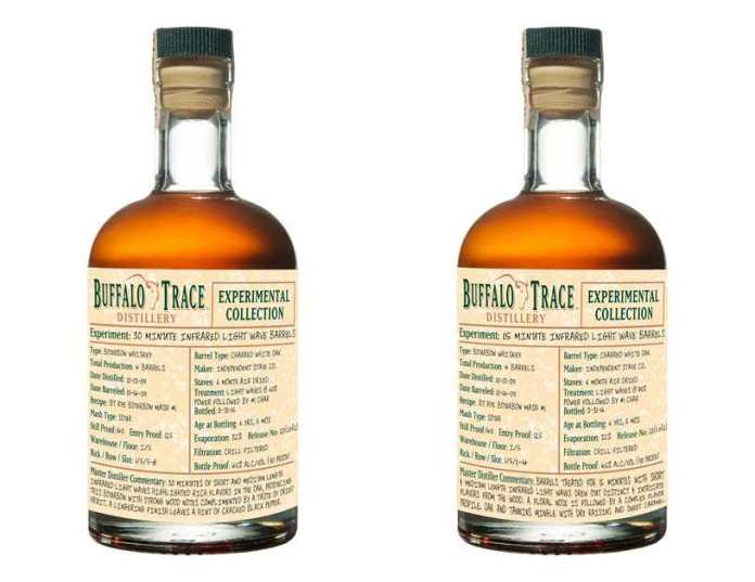 Buffalo-Trace-Distillery-Experimental-Collection-Infrared-Light-Barrels