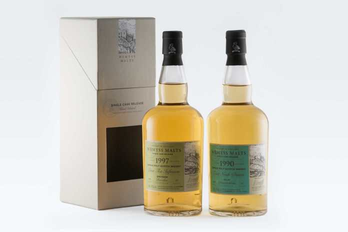 Kingsbarns single cask exclusives text