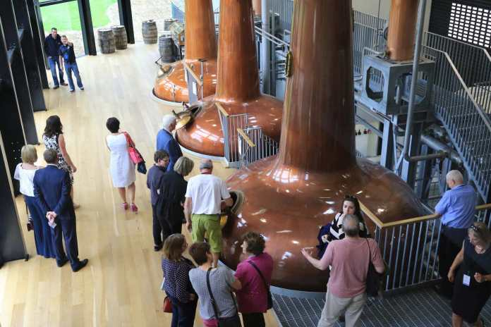 21-06-2016 - NEWS - €25M WALSH WHISKEY DISTILLERY OPENING - General Views from the event. Photograph Nick Bradshaw
