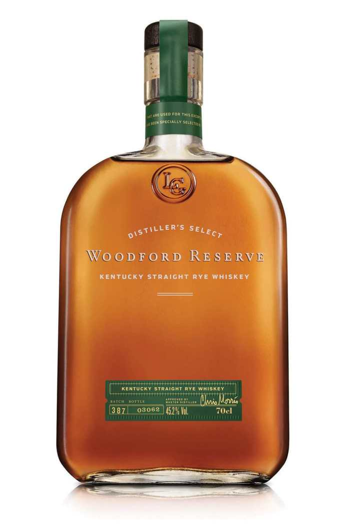 woodford reserve rye text