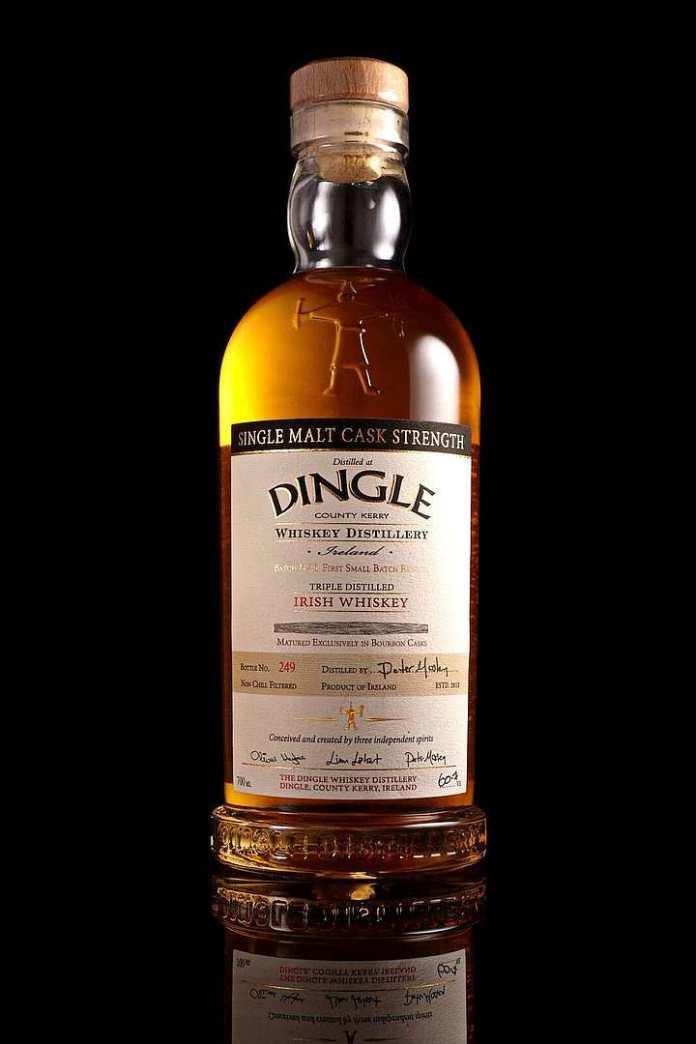 dingle-small-batch-1-cask-strength