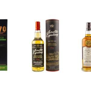 PR: Kirsch Whisky bringt Glasgow Distillery Peated, Islay Aerolite Lyndsay, GM Pulteney 1999 for Germany