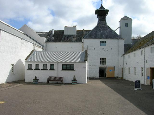 Dallas Dhu Destillerie, Foto von Phil Williams, CC-Lizenz