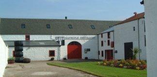 Glengyle Distillery. Foto von Potstill