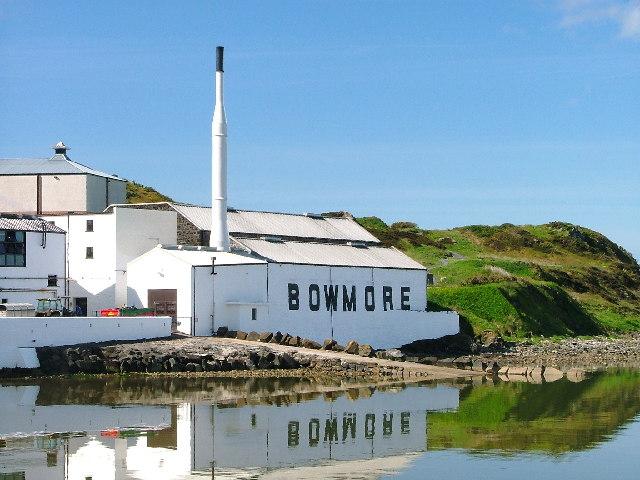Bowmore Destillerie, Foto von Mick Garatt, CC-Lizenz