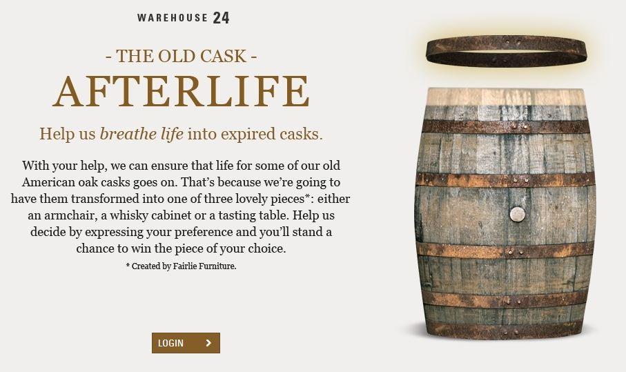 Whisky Möbel