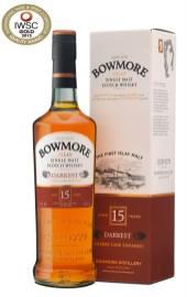 Bowmore Darkest 15yo