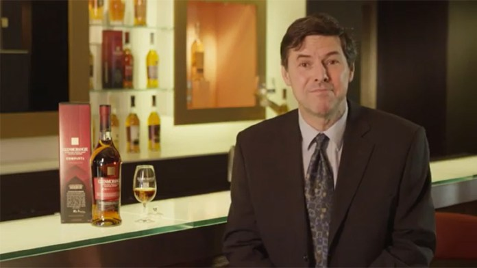 Dr.Bill Lumsden, Head of Whisky Creation, Glenmorangie.