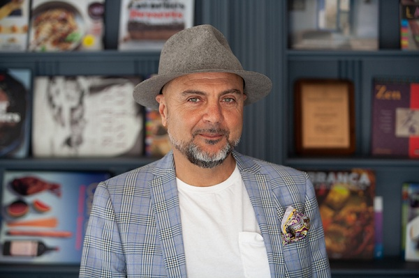 Adolfo Suaya - the owner of Whisky Hotel in Hollywood