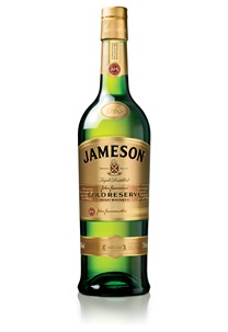 Jameson Gold Reserve Bottle - Hi Res