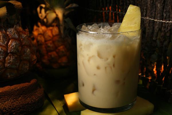 Pusser's Painkiller : un cocktail à déguster en maillot de bain.