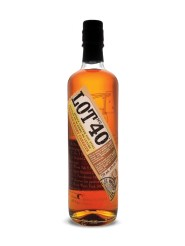 Lot 40 Whisky