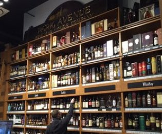 Park Avenue Liquor