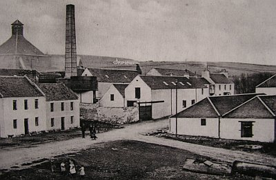 Lochindaal Distillery