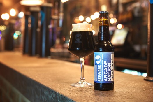 arcade nation brewdog