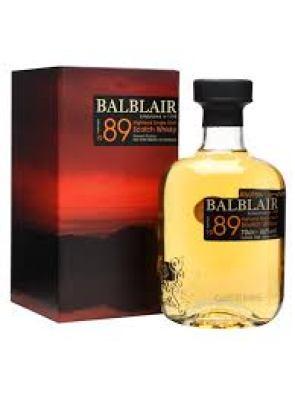 Balblair 89