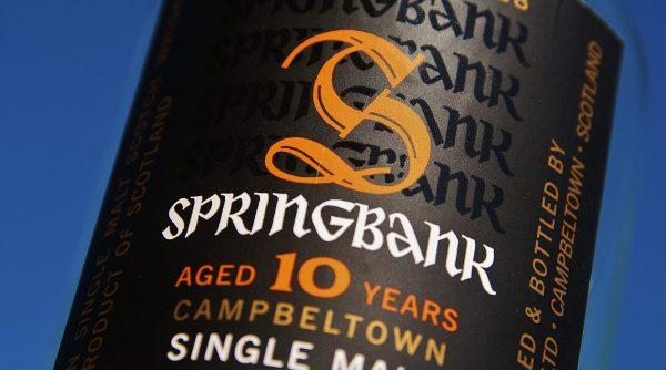 Springbank 10 fait figure de grand favori