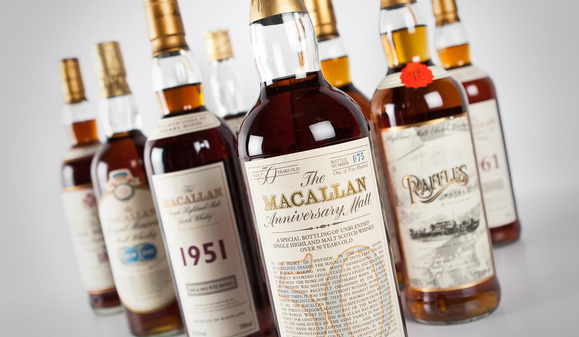 Whisky aux enchères: mode d'emploi