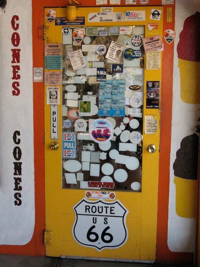 door-route66