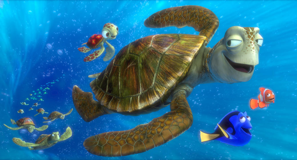 15 Moana Easter Eggs - Squirt and Crush