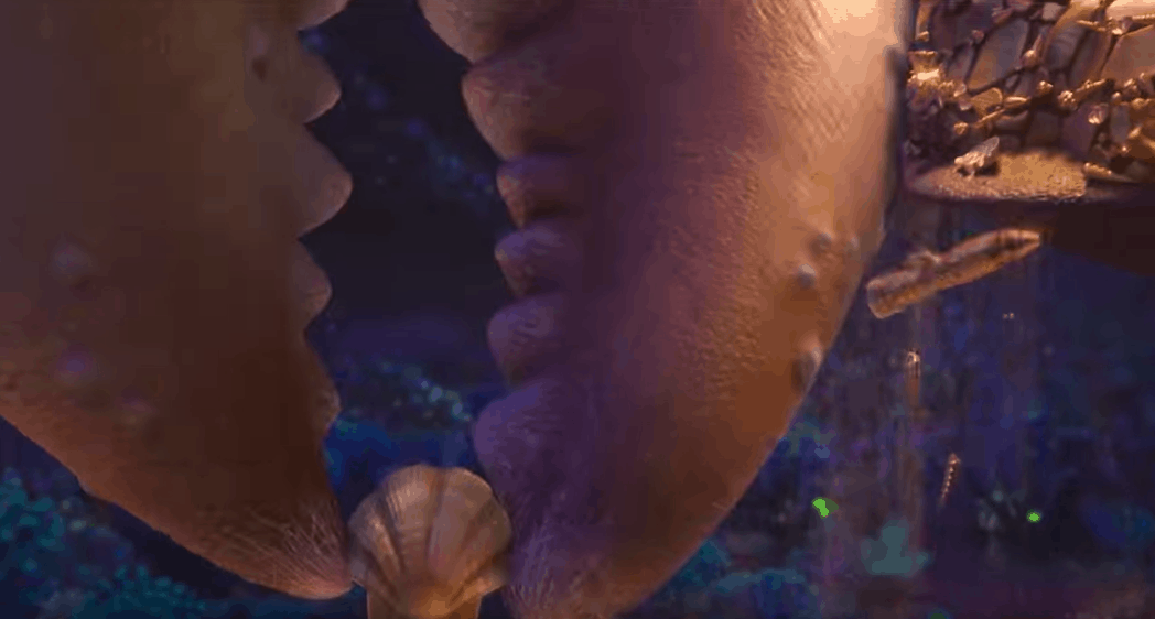15 Moana Easter Eggs -Rocketeer rocket