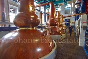 Stillroom, Deanston Distillery