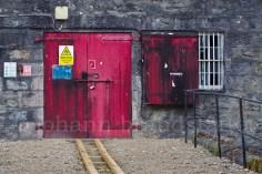 Warehouse, Parkmore Distillery