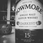 Hallowe'en 2016: Bowmore Darkest