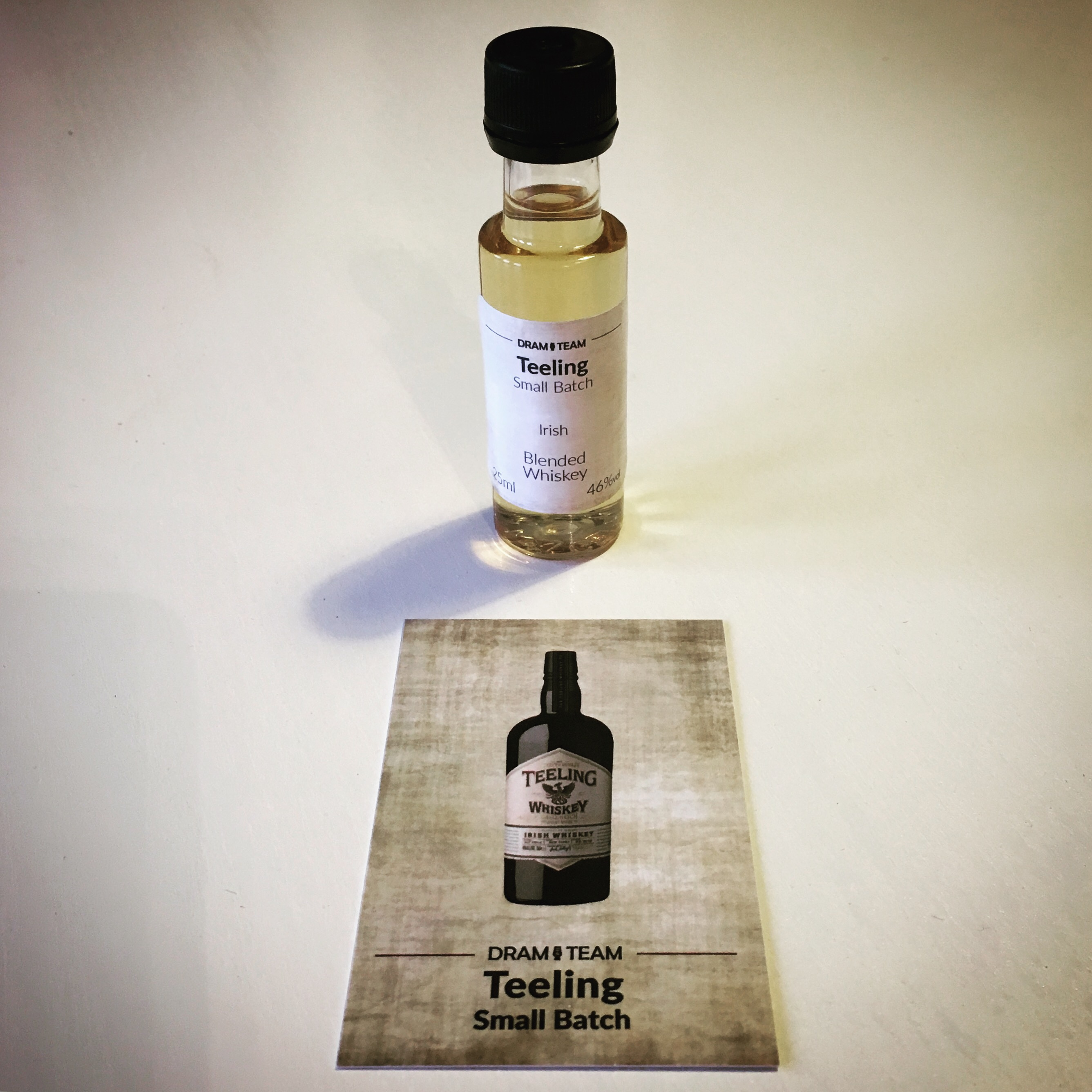 The Dram Team Monthly Subscription Box Whisky Reviews