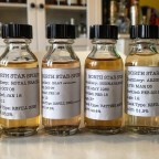 North Star Spirits Series 004: Aultmore, Royal Brackla, Islay, Ardbeg, Bunnahabhain, Vega