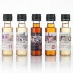 Promotion: Scotch Malt Whisky Society Festival Sample Pack