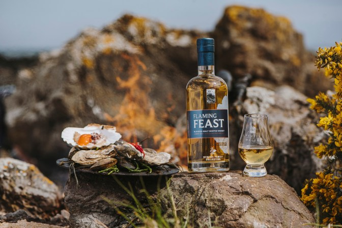 Wemyss Malts Family Collection Flaming Feast 1