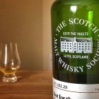 SMWS Cask No. 122.25 'Not for the faint hearted'(Loch Lomond)