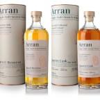 News: Arran unveil new core range branding…