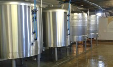 Brew kit at Swannay Brewery