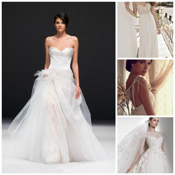 Celebrity Wedding Mila Kunis & Ashton Kutcher Whisper And Blush