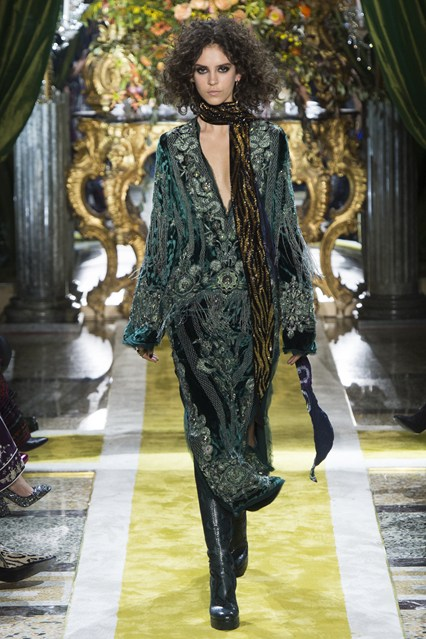 Roberto Cavalli   Photo: InDigital   Source: Vogue.com
