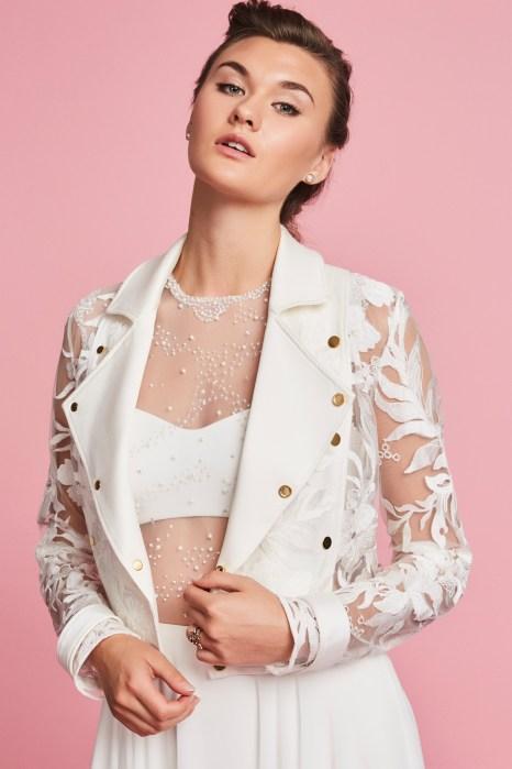 Savin Sabella Jacket Front