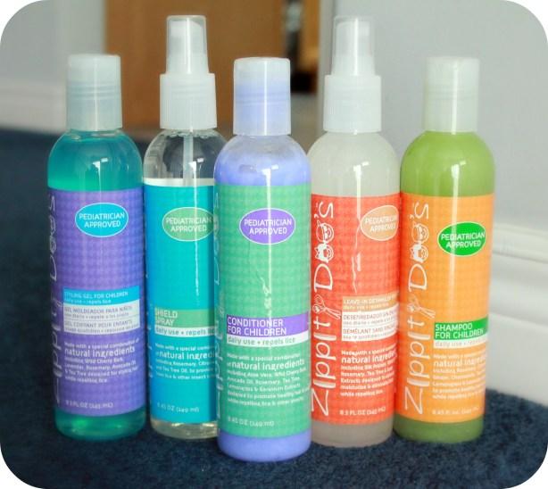 Zippity Doo's Lice Shampoo