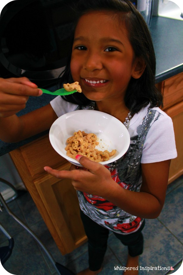 Organic Macaroni and Cheese Recipe.